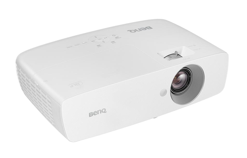 BenQ W1090 Test taniego projektora DLP kina domowego