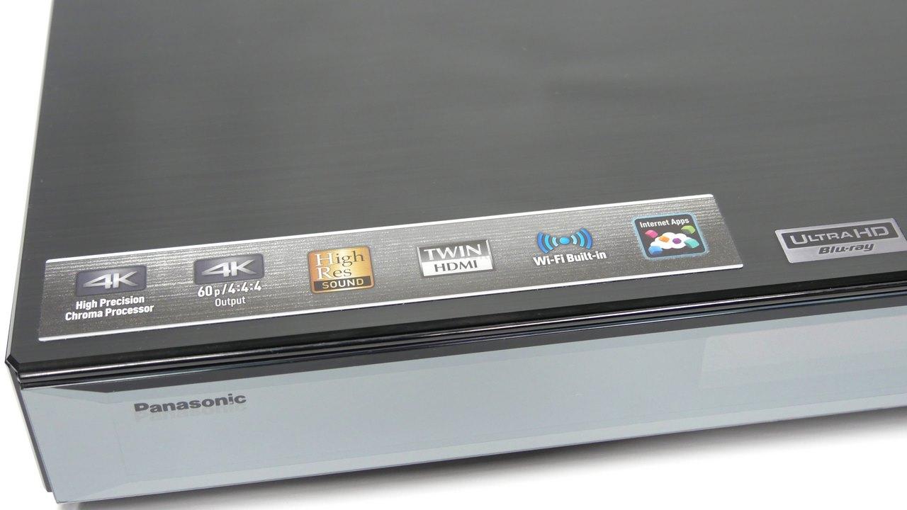 Panasonic UB900 (DMP-UB900) Test odtwarzacza Ultra HD Blu-ray 4K
