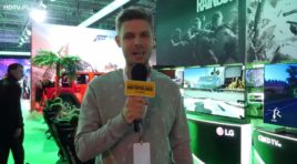 WGW 2016: Możliwość przetestowania technologii HDR w grach na LG OLED TV