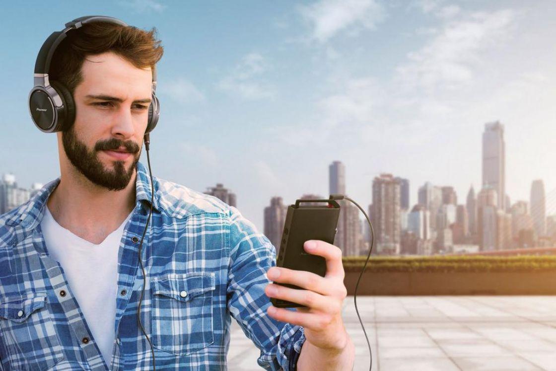 Pioneer SE-MHR5 – test słuchawek Hi-Res Audio