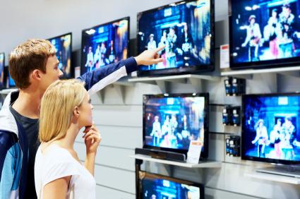 Typowy scenariusz wyboru telewizora - uwagę przykuwa najjaśniejszy, a kalibracja nie idzie w parze ze sztuczną jaskrawością!