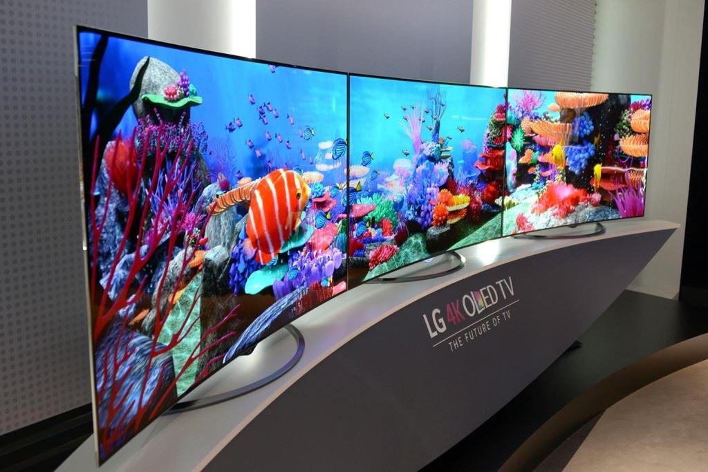 Wyciekły nazwy nowych OLED TV od LG?
