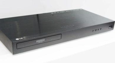 LG Ultra HD Blu-ray Dolby Vision