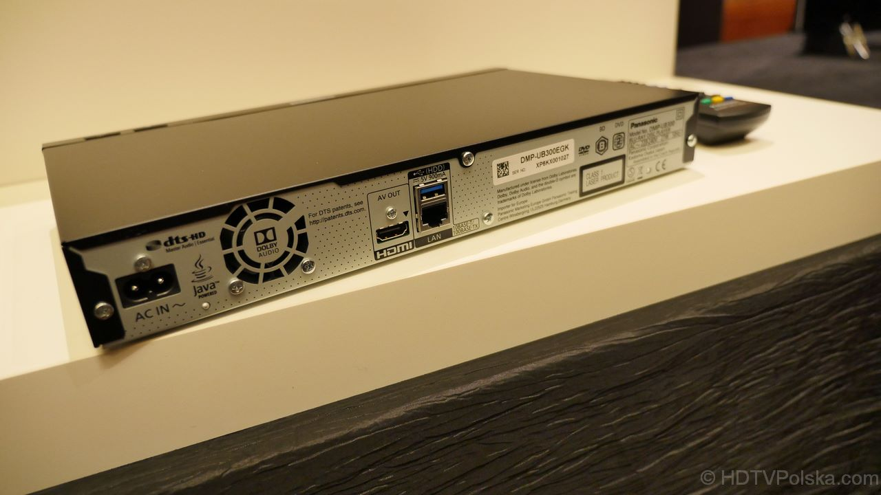 DMP-UB300/310