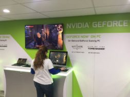 Nvidia ces 2017