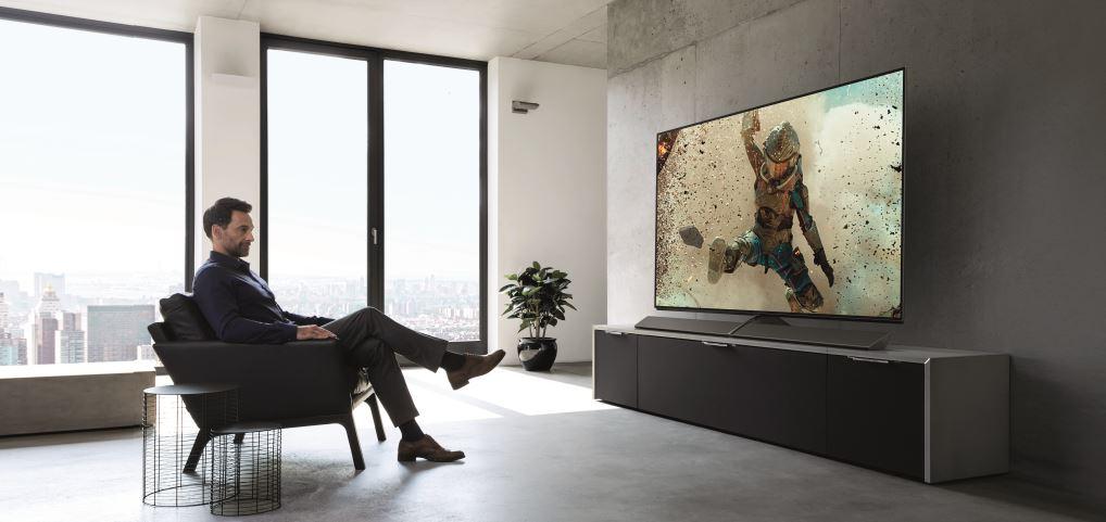 Panasonic 2017: Spektakularne telewizory Panasonic EZ1000 i EZ950 4K Pro HDR OLED wyznaczają nowy poziom w roku 2017