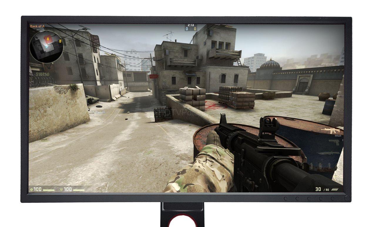 BenQ ZOWIE XL2540 – TEST 240Hz monitora gamingowego z matrycą TN