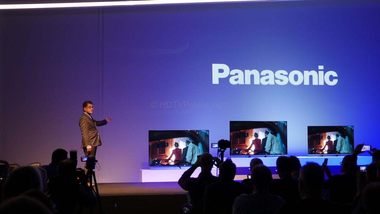Nowa linia telewizorów OLED oraz LCD 2017 od Panasonic