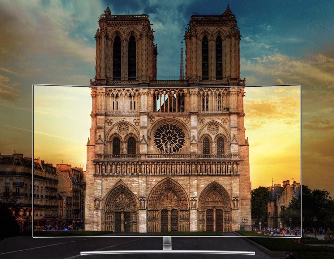 Samsung prezentuje nowe telewizory podczas światowej premiery w Paryżu