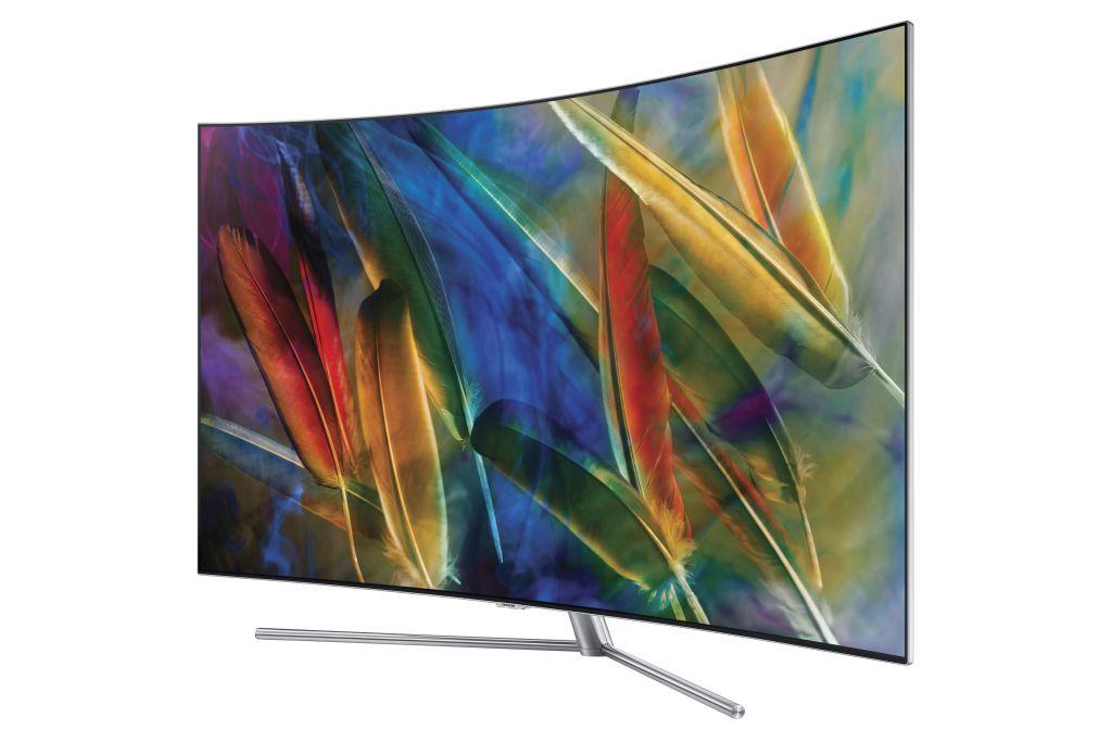 Samsung QLED TV, czyli telewizor wymyślony na nowo [infografika]