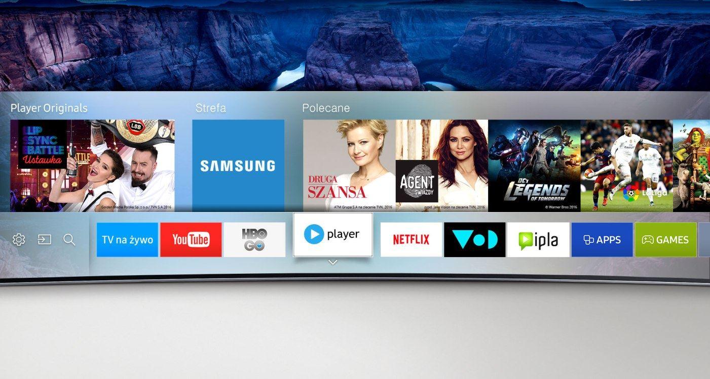 Filmowo-serialowa wiosna w Samsung Smart TV