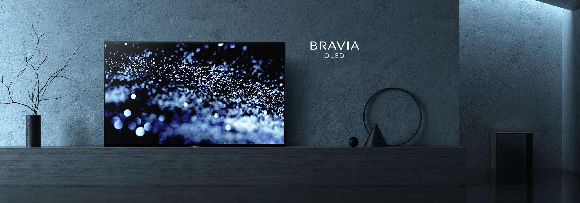 Sony A1 (KD-55A1) TEST pierwszego OLED tej marki z 4K i HDR