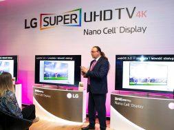 LG Super UHD 2017