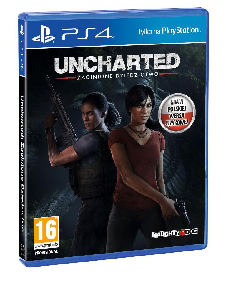 """Premiera """"Uncharted: Zaginione Dziedzictwo"""" już 23 sierpnia!"""
