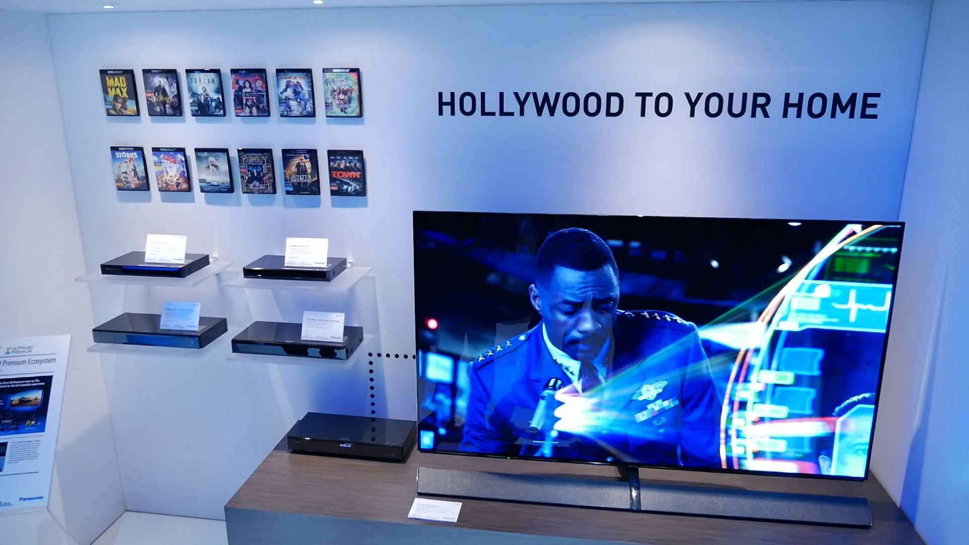 Przegląd odtwarzaczy Ultra HD Blu-ray od Panasonic