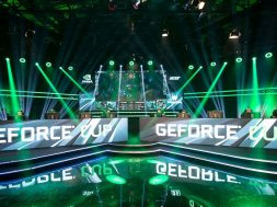 Turniej GEFORCE CUP_studio