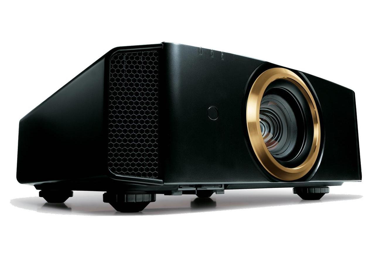 JVC DLA-RS420 TEST projektora 2017 z 4K / eShift i HDR