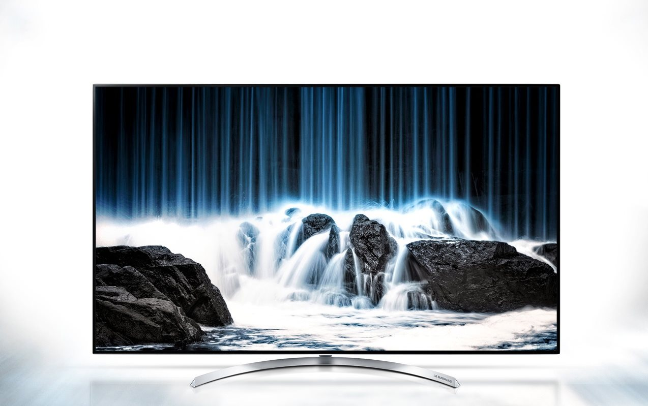 LG SJ850V – TEST telewizora Super UHD (55″) 2017!
