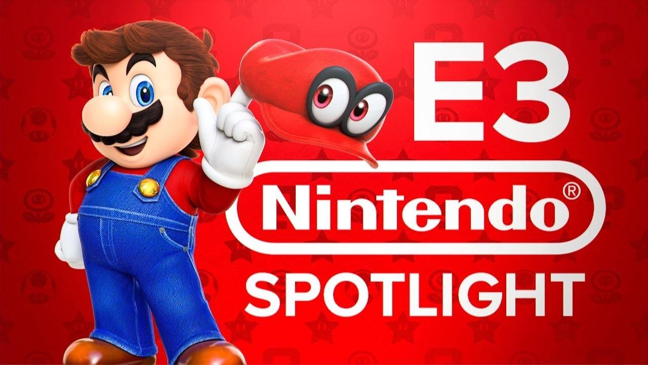 Nintendo zaskakuje na targach E3 – rewelacyjne zapowiedzi na Switch!