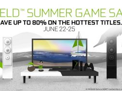 NVIDIA SHIELD_Summer Game Sale