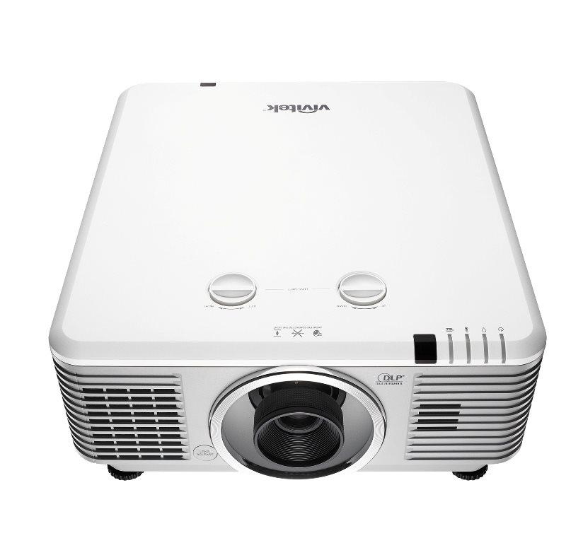 Vivitek DU7095Z – laserowy projektor o naprawdę dobrych parametrach