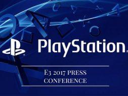 PlayStation 4 E3 2017