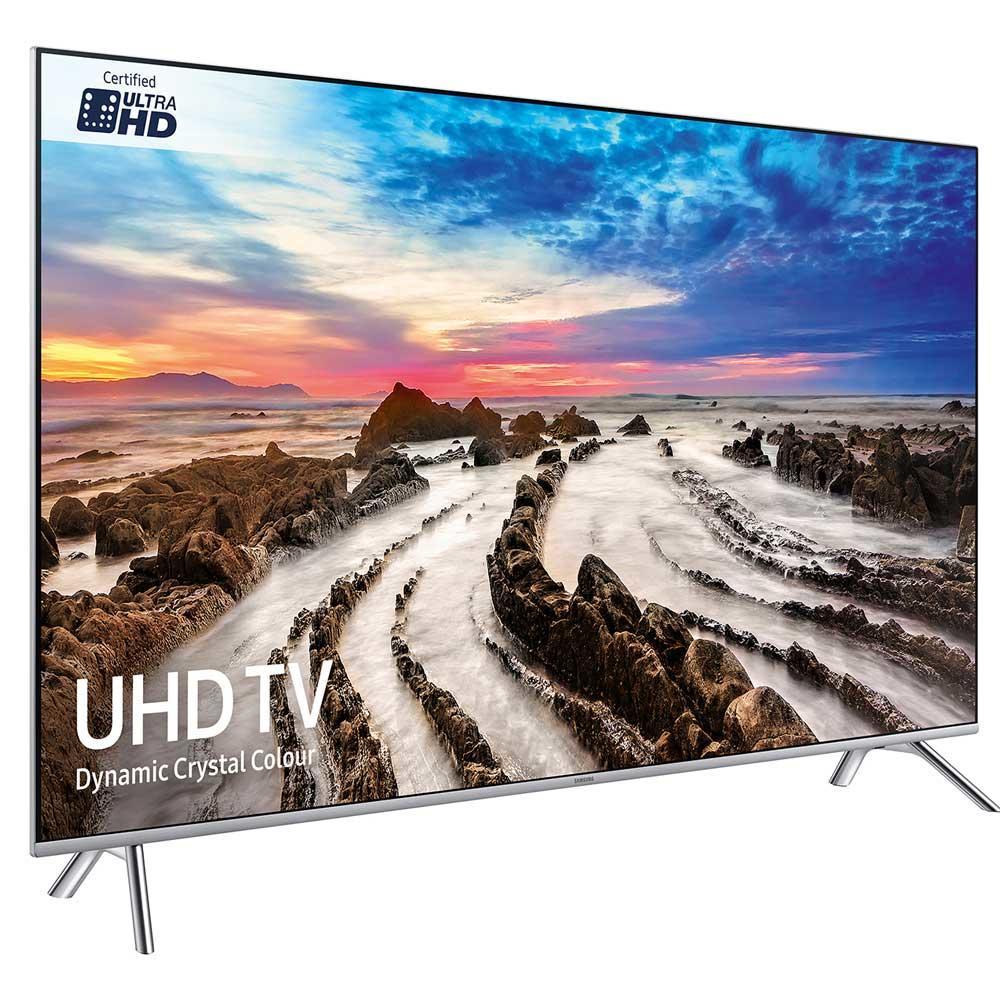 Samsung MU7000 / MU7002T TEST telewizora Ultra HD 2017 120Hz!