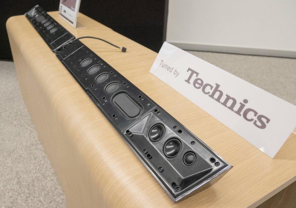 OLED EZ1000 Soundbar