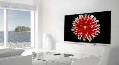 LG OLED TV C7V
