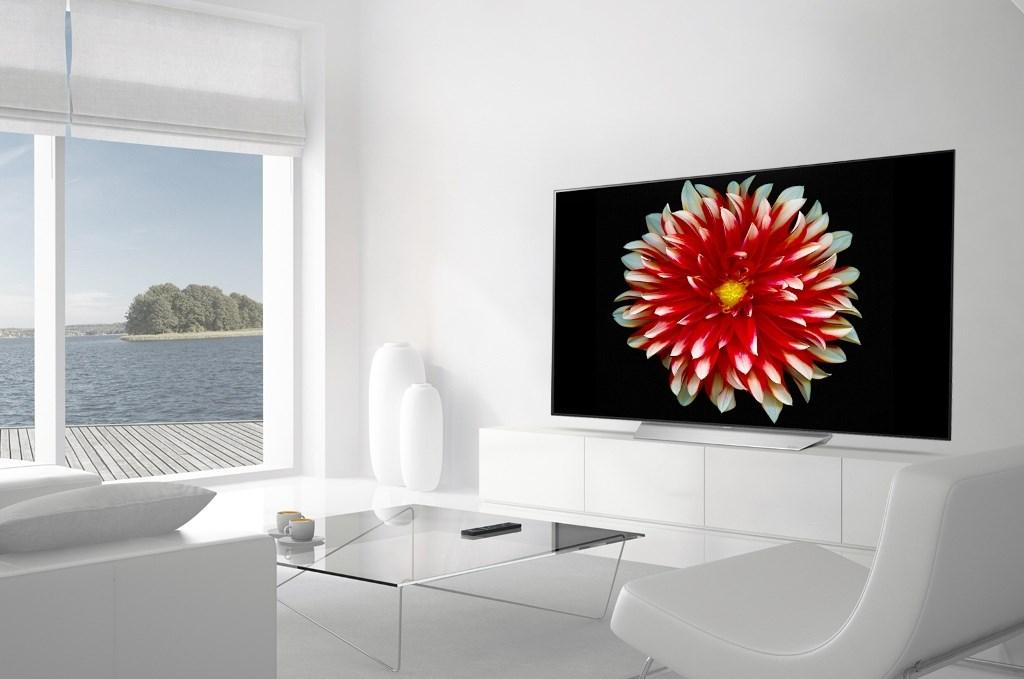 LG OLED C7 Test – płaski OLED Ultra HD 2017 (OLED55C7V)