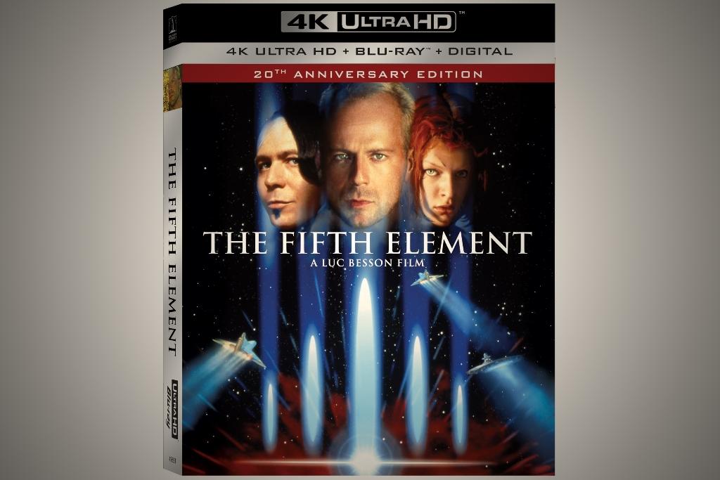 Piąty Element na Ultra HD Blu-ray na 20-lecie filmu