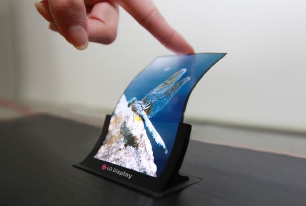 Zwijane LG OLED TV już w 2020 roku?