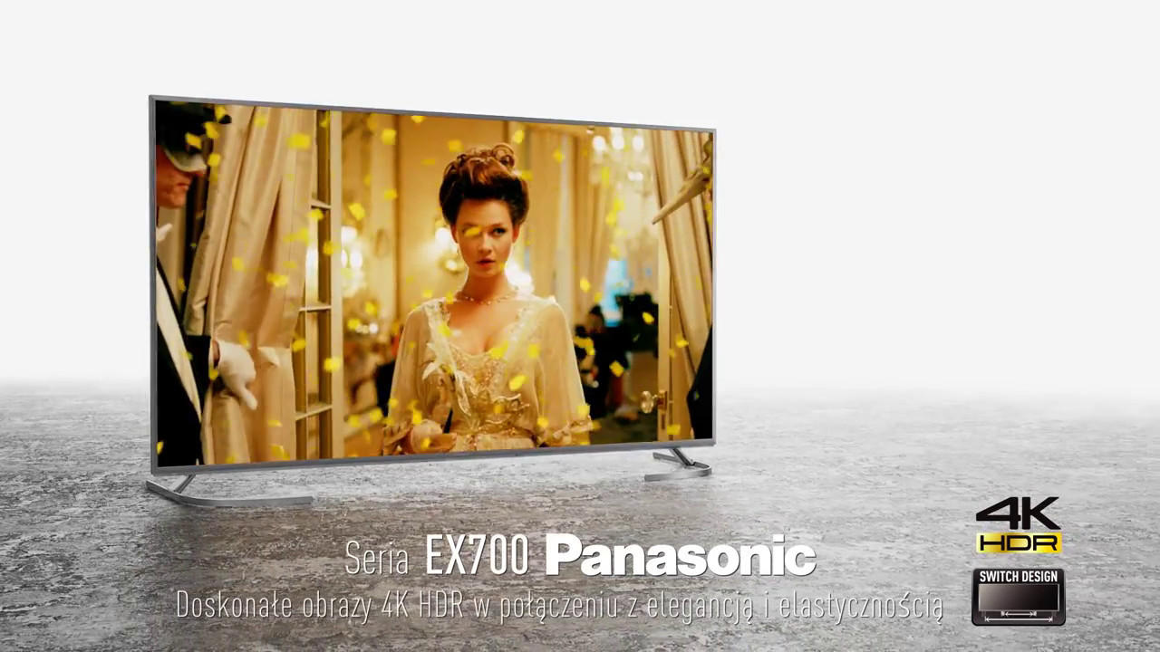 Panasonic EX700 TEST okiem gracza i maniaka filmów. Czy warto go kupić?