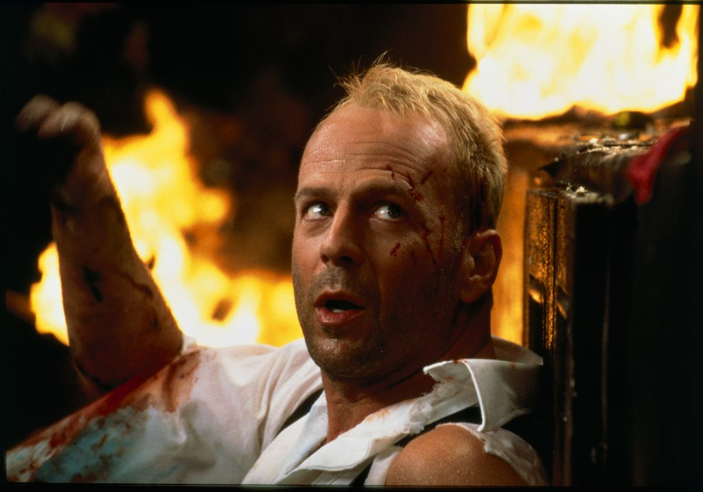 Piąty Element - Bruce Willis