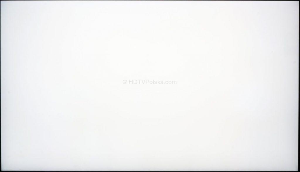 Telewizor MU8002 UHD Samsung - biel ekranu