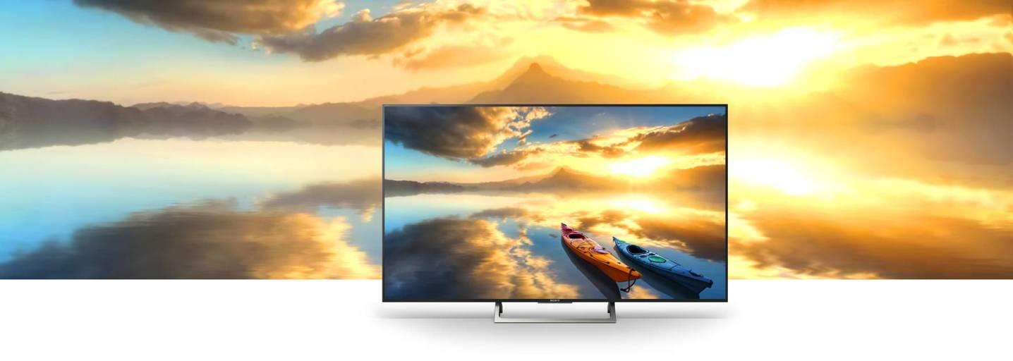 Sony XE70 TEST niedrogiego Ultra HD TV (KD-43XE7005)