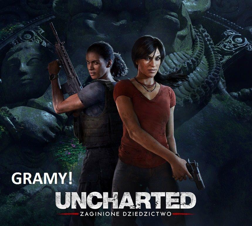 Uncharted: Zaginione Dziedzictwo – już graliśmy! Szykuje się kolejny hit na PlayStation 4?