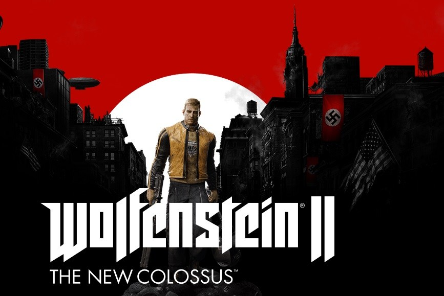 Wolfenstein II: The New Colossus – Po niemiecku albo…!