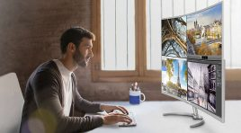Philips BDM4037U TEST wielkiego monitora 4K do pracy i nie tylko!