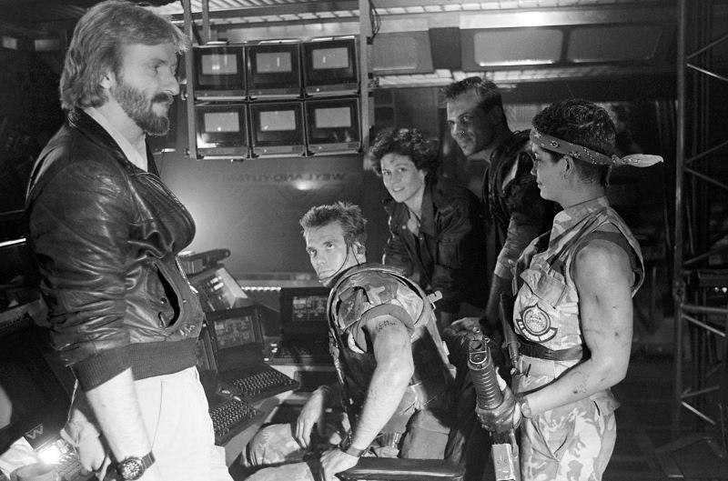James Cameron wypowiada się o Obcy: Przymierze; chciałby wydać Decydujące Starcie w 3D