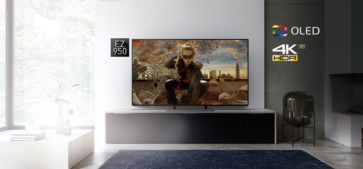 Panasonic EZ950 Test drugiego telewizora OLED 2017 z Ultra HD i HDR