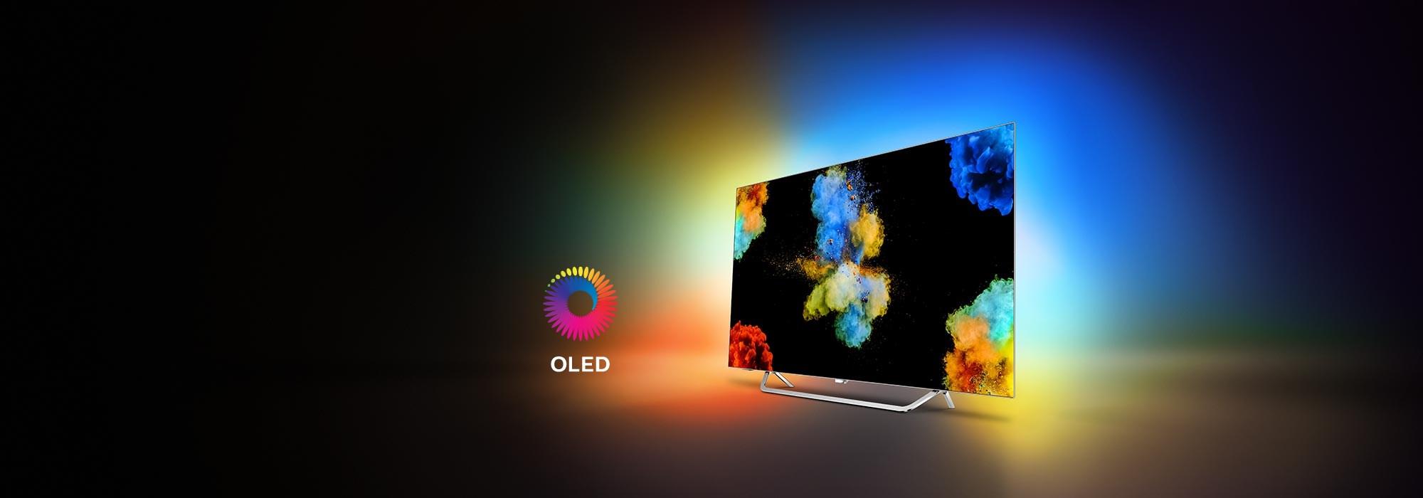 Philips POS9002 TEST najnowszego OLED 2017 z Ambilight i Android TV!