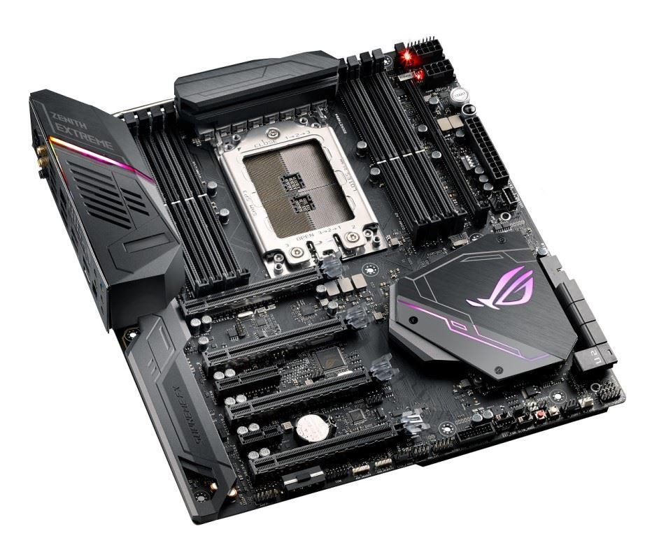 ASUS prezentuje nowe płyty główne ROG oraz Prime X399
