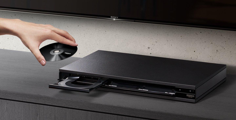Sony UBP-X800 TEST pierwszego odtwarzacza Ultra HD Blu-ray firmy Sony