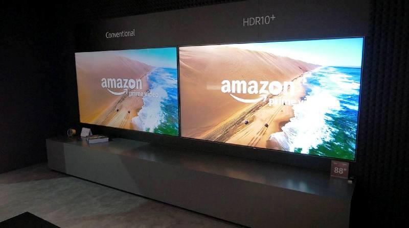 Samsung HDR10 kontra HDR10+
