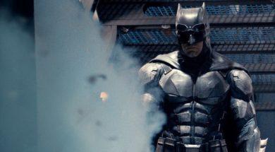 Affleck Batman cover