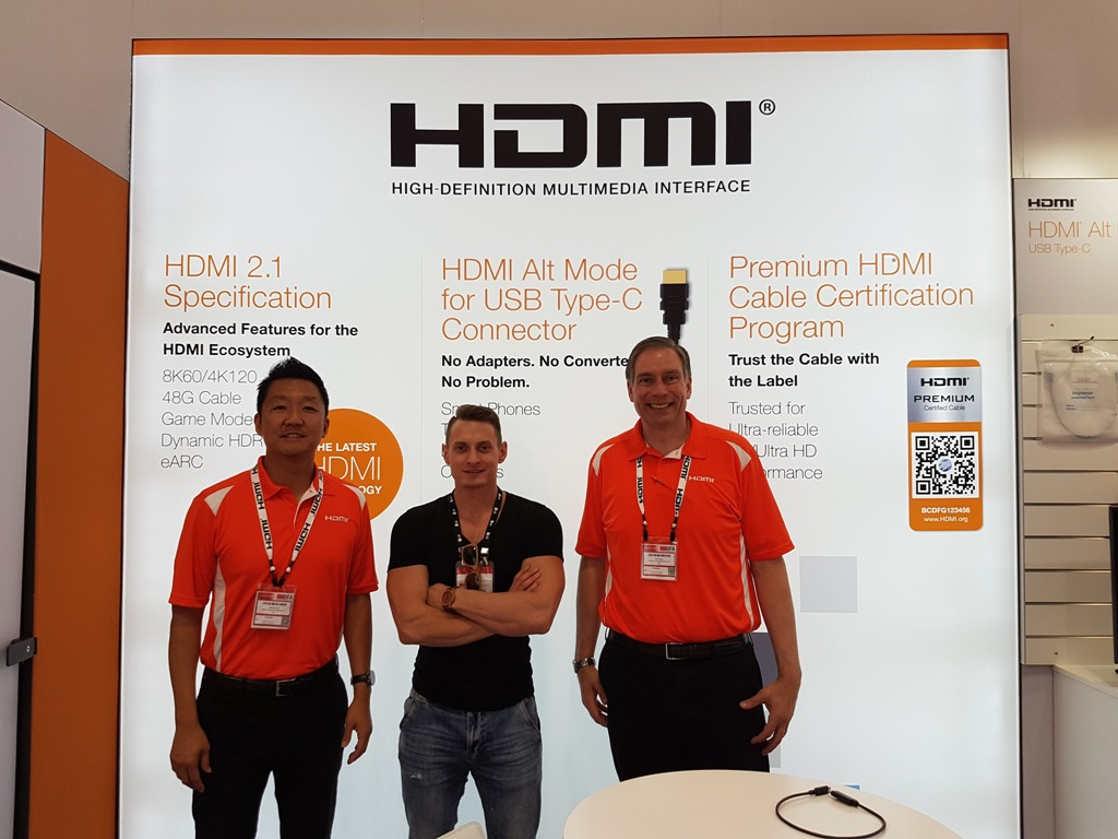 Kable HDMI 2.1 już 2018 roku! Co wiemy o nowym złączu z IFA 2017?