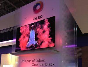 "Philips OLED TV seria 9 65"""
