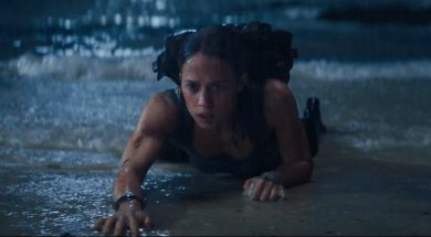 Tomb Raider film Alicia Vikander