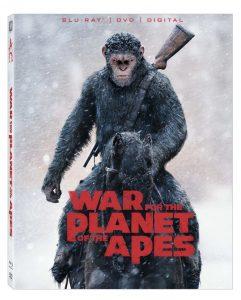 Wojna Planeta Małp Blu-ray